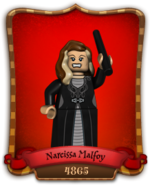Carte Narcissa Malefoy-4865