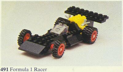 491 Formula 1 Racer