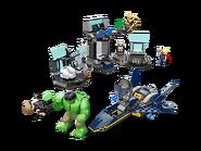 6868 L'évasion en héliporteur de Hulk 4