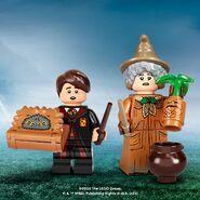71028 Minifigures Série 2 Harry Potter 9
