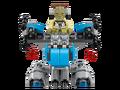 75167 Pack de combat la moto speeder du Bounty Hunter 3