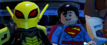 LEGO Batman 3 Beyond Gotham Firefly and Superman (and Grundy).PNG