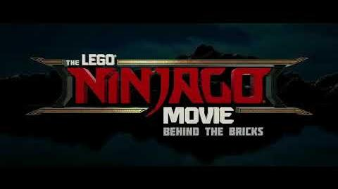 The Lego Ninjago Movie - Behind The Bricks