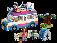 41333 Le véhicule de mission d'Olivia
