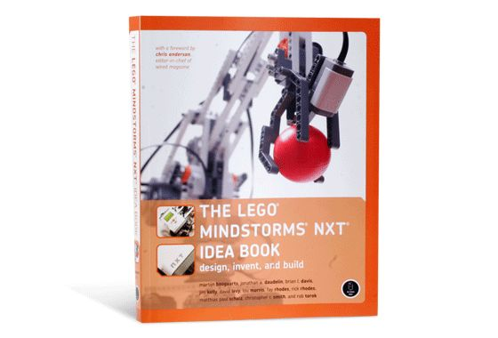 B506 Mindstorms NXT Idea Book: Design, Invent and Build
