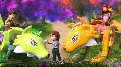 Die Schattenwelt - LEGO Elves