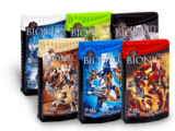 K8978 BIONICLE Glatorian Collection
