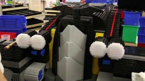 LEGO Batmobile from Chevy Timelapse Chevrolet