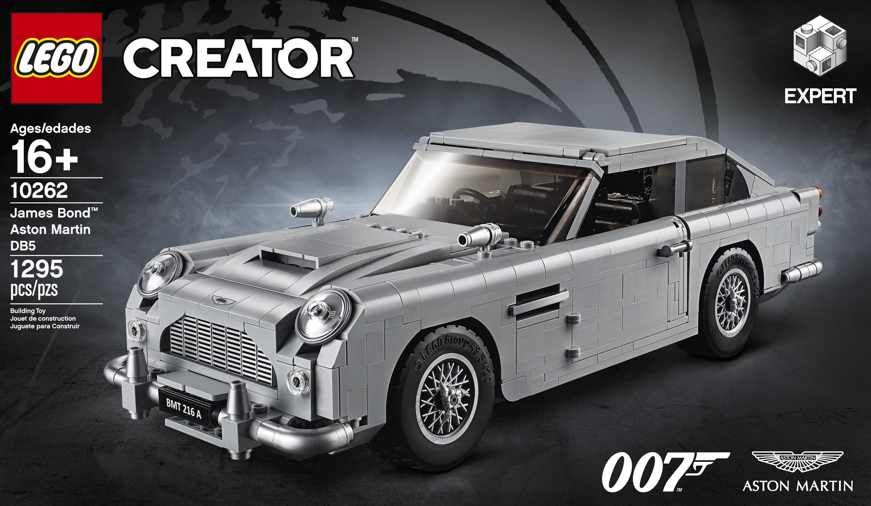 10262 James Bond Aston Martin Db5 Brickipedia Fandom