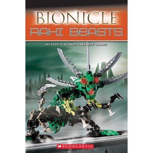 B011 BIONICLE: Rahi Beasts