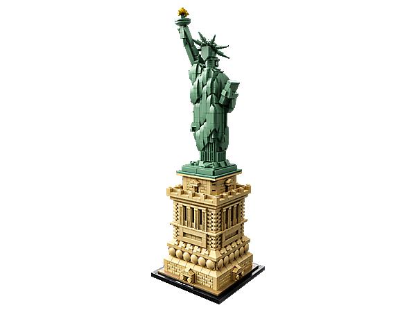 21042 La Statue de la Liberté