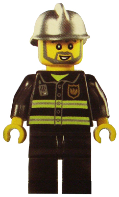 City Firefighter Three