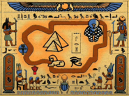Desert Adventure Dragway map