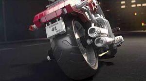 Harley-Davidson Fat Boy - LEGO Creator Expert 10269