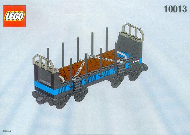 10013 Open Freight Wagon