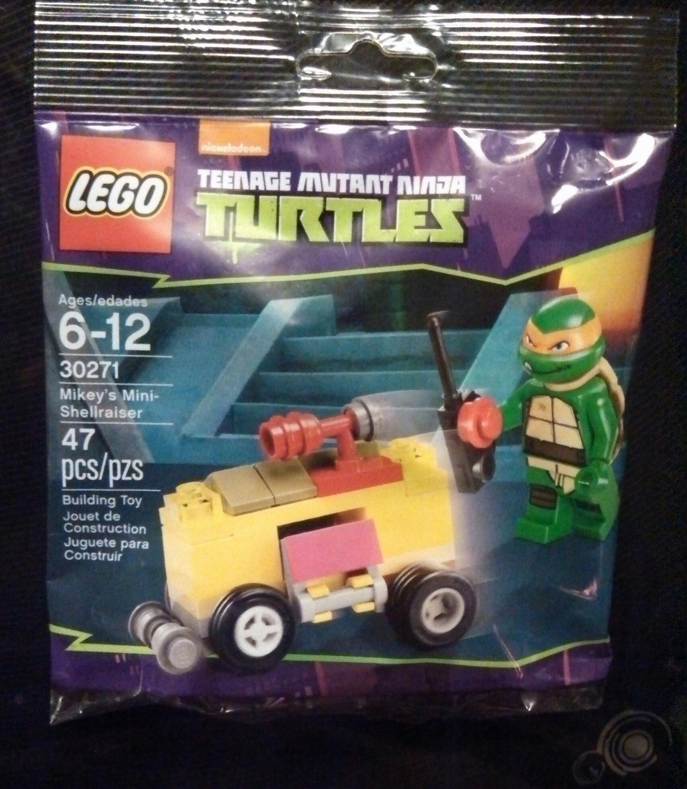 30271 Mikey's Mini-Shellraiser