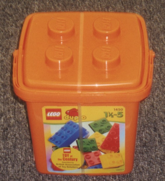 1450 DUPLO Bucket