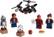 40343 Marvel Minifigure Pack