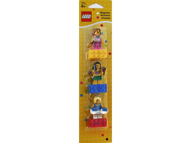 853383 Girls Magnets