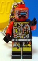 3955 UFO Droid Key Chain