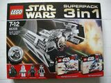 66308 Star Wars 10th Anniversary Super Pack