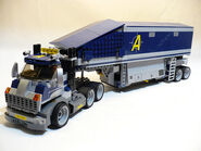 Lego Agents Truck