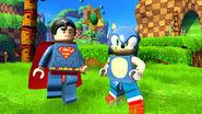 Lego Dimensions Sonic