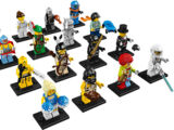 LEGO Minifigures Serie 1 8683
