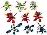 5004549 LEGO Mixel collection 4