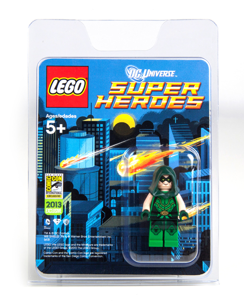 Comic-Con Exclusive Green Arrow Giveaway