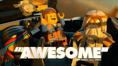 The LEGO Movie - Now Playing Spot 2 HD