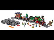10254 Le train de Noël