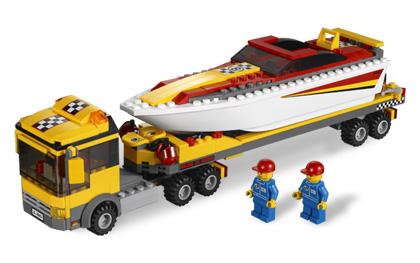 Powerboot Transporter 4643