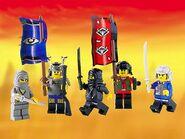 4805-Ninja Knights