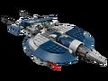 75199 Speeder de combat du Général Grievous 3