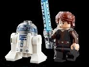 75281 L'intercepteur Jedi d'Anakin 2
