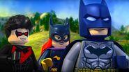 Batman Batgirl & Nightwing Gotham City Breakout