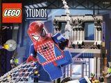 1376 Spider-Man Action Studio