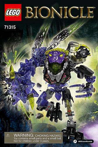 71315 Quake Beast