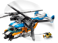 31096 L'hélicoptère à double hélice 2