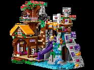 41122 La cabane de la base d'aventure 2