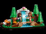 41677 La cascade dans la forêt 7