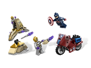 6865 La vengeance de Captain America 2