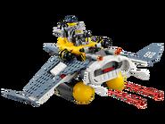 70609 Le bombardier Raie Manta 4
