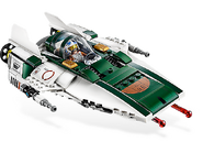 75248 A-wing Starfighter de la Résistance 2
