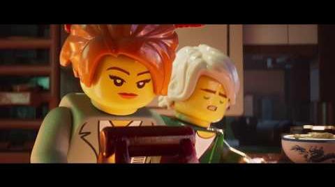 Olivia Munn as Koko - LEGO NINJAGO Movie