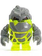 Rock Monster - Sulfurix (Trans-Neon Green) pm005