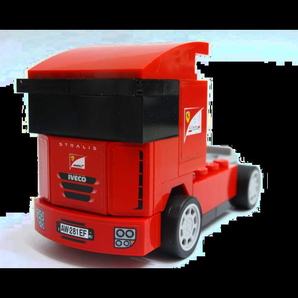 Scuderia Ferrari Truck 30191