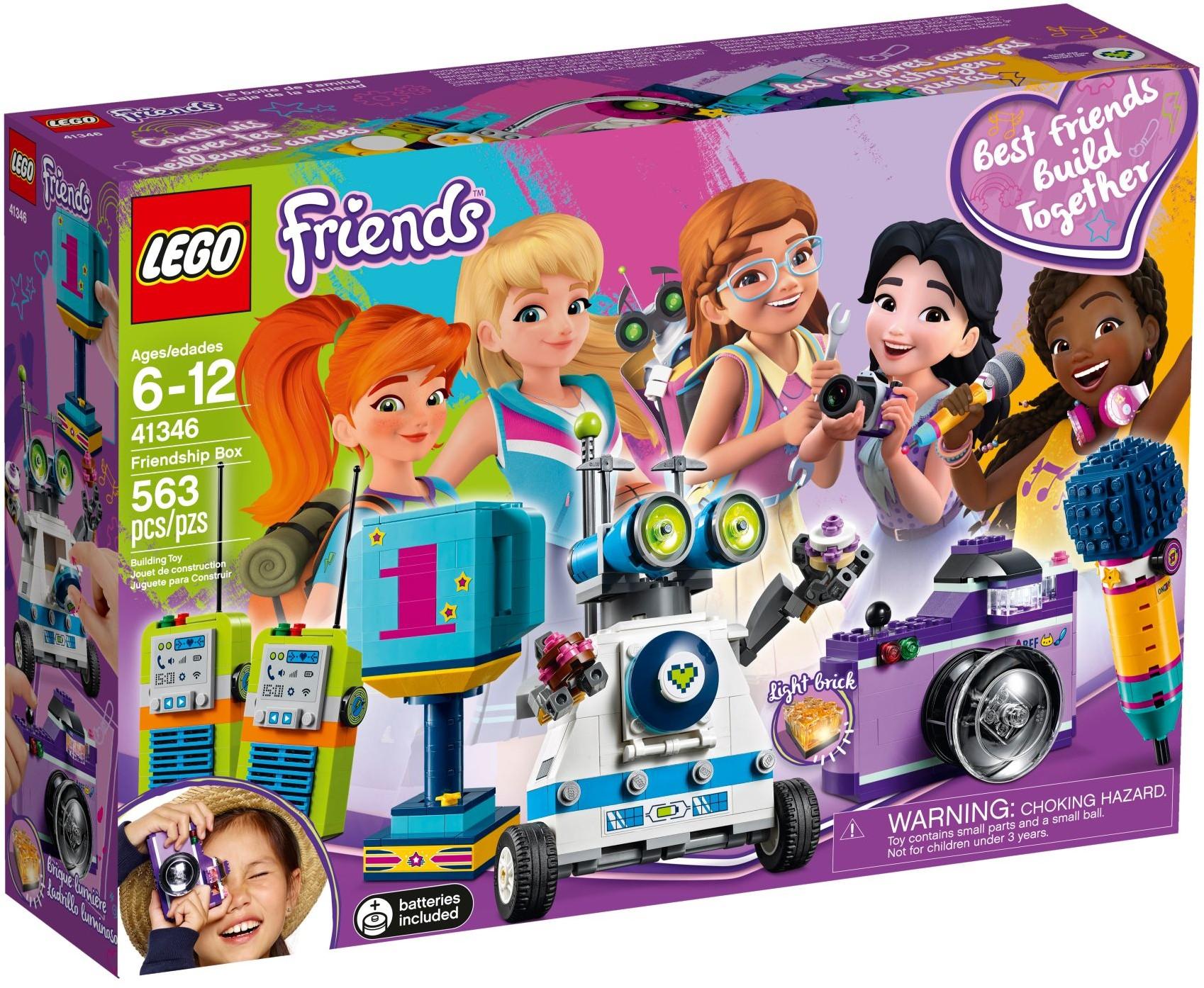 41346 Friendship Box