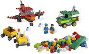 5933 Set de construction Aéroport